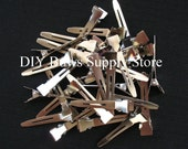 300 PINCH ALLIGATOR Clips Single prong for Hair Bows and Clippies