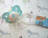 3 Silicone Adapter Rings for MAM Nuk Soothie Pacifier