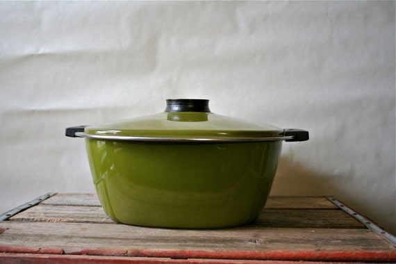 Cathrineholm Dutch Oven Catherineholm Greta Prytz Kittelsen Olive Green