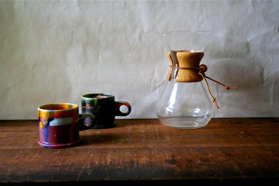 Chemex Coffee Maker Decanter 6 Cup