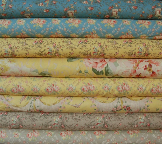 Fat Quarter Bundle, Desired Things, Robyn Pandolph