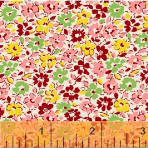 Sweet Retro Floral, Floursack
