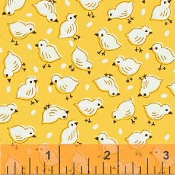 Baby Chicks on Yellow, Once Upon A Storybook