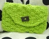 greeny clutch