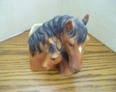 Napcoware Japan Horse/Mare and Foal