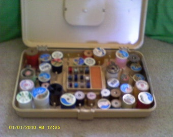 Vintage  Sewing Kit