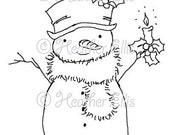 Mr Snowman 004