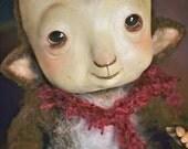 Winston Micomonu - art doll creature fantasy