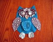 Custom Listing for Kristinc1 - Turq Owl Hoo-pla Shirt & Headband