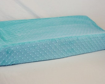 Blue Changing Pad Cover Sky