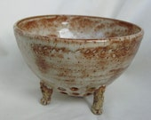 A Berry Bowl with Claw Feet