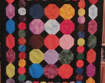 Colors 2 Quilt Top