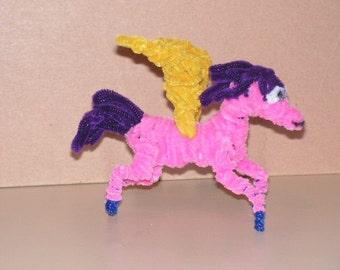 Fuzzy Figures - Pegasus