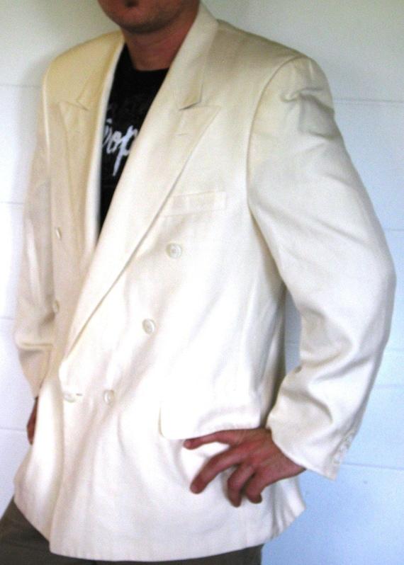 Oooh... The Miami Vice Jacket by angieheartsjared on Etsy