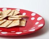 Hot Tamale Small Ceramic Platter