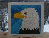 Alaskan Bald Eagle Puzzle - Reserved for Stephanie