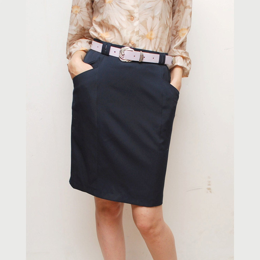 Secretary Pencil Skirt 56