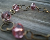French Rose Bracelet.
