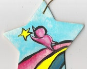 Star Chaser Ornament