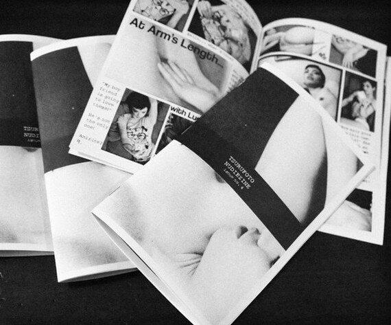 CLEARANCE -  NUDIEZINE issue no. 4