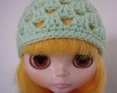 Blythe Granny Hat in Spring Green
