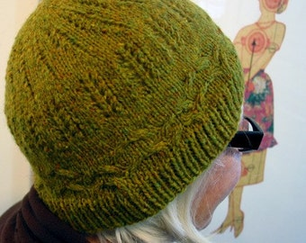 Xylem hat pattern PDF