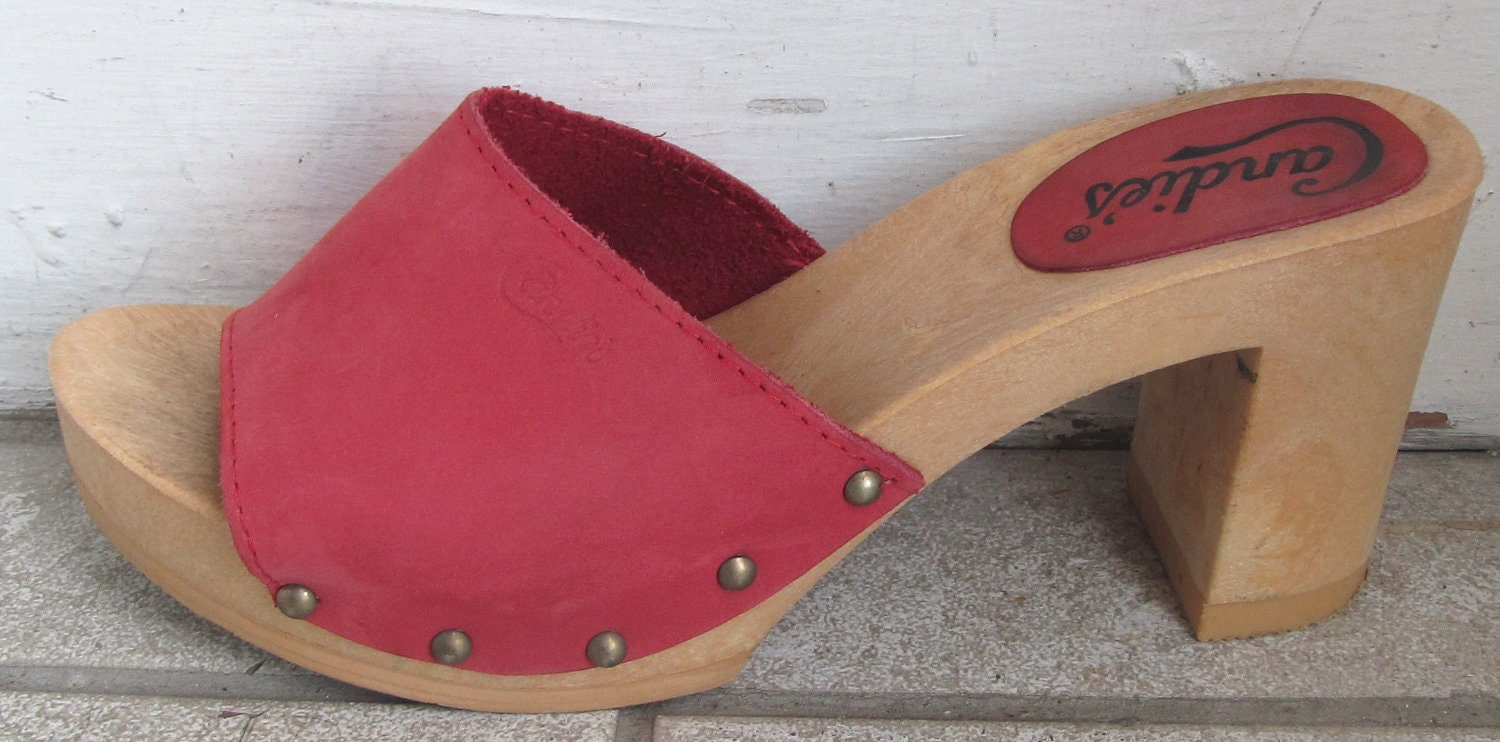 Red Candies Heels - Is Heel
