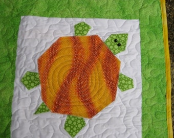 Silly Turtles Quilt
