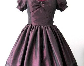 Dark Shadows Gothic Lolita Dolly Dress