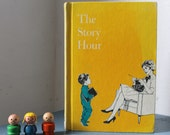 The Story Hour - Compiled by Esther M. Bjoland - Vintage Children's Book - Copyright 1976