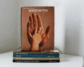LIFE Science Library Books - 5 vintage science books - 1960s hard cover books - instant collection
