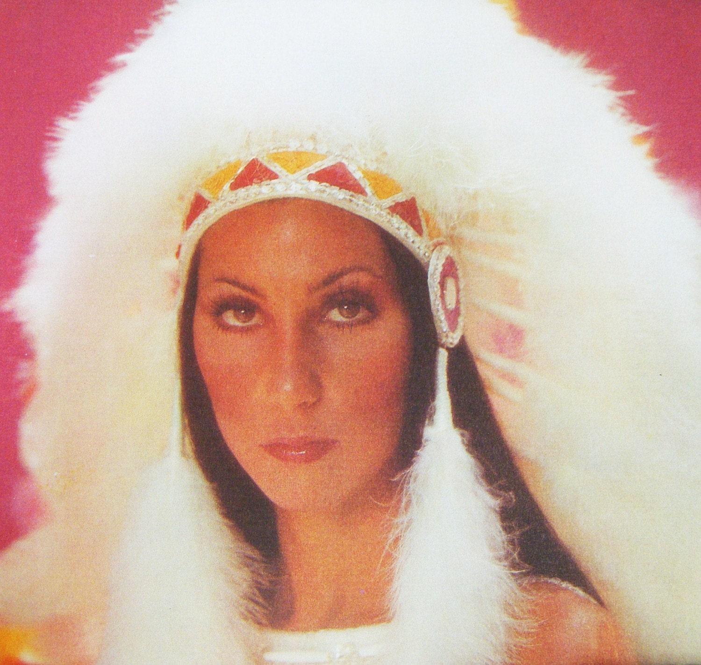Cher Half Breed Vintage Vinyl Lp Record Album Copyright