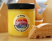 Beeswax Wood Polish with Organic Jojoba Oil