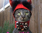 Little Devil costume for dog or cat