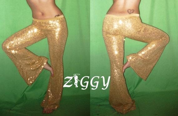 Custom Sparkle Dance Pants