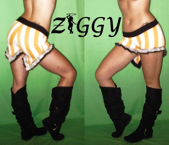 Custom  Circus Ruffle Shorts