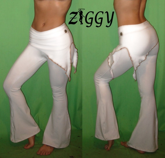 Custom Dance Pants With Removable Over Skirt