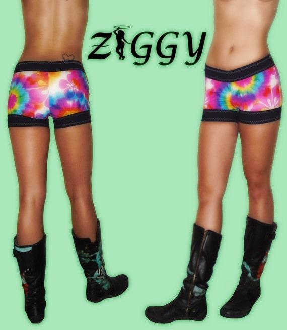 Custom Stretch Dance Shorts