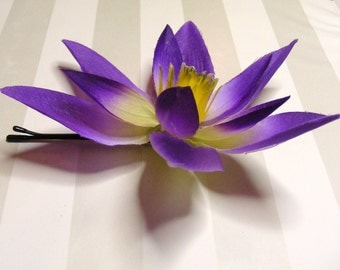 The BOBBY PIN of JUSTICE - lotus lovers - purplesys