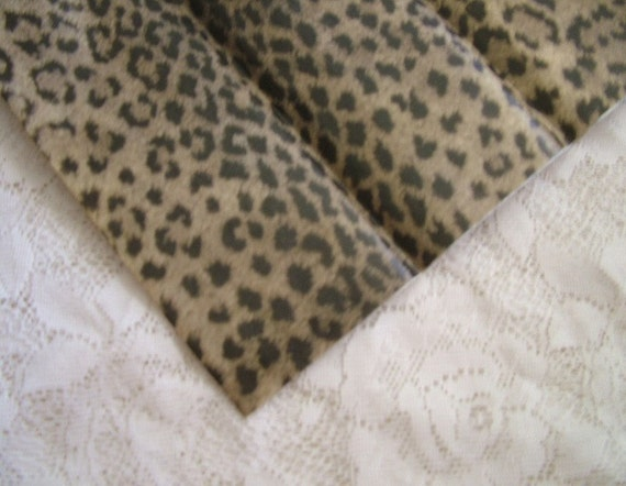 Brown and Black Leopard Print Tissue Paper, 20x30 - 10 Sheets