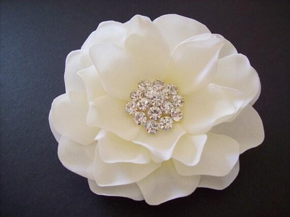 BRIDAL HEADPIECE - Bridal head piece / Bridal Hair Flower / Wedding Accessories Hair / Bridal Hairpiece / Bridal Hair Accessory