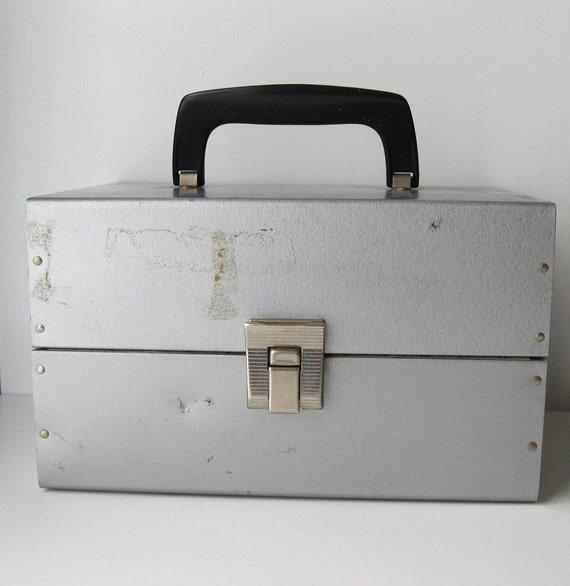 Industrial Metal Filing Box