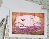 Fine Art Notecard - Any Image, Your Choice