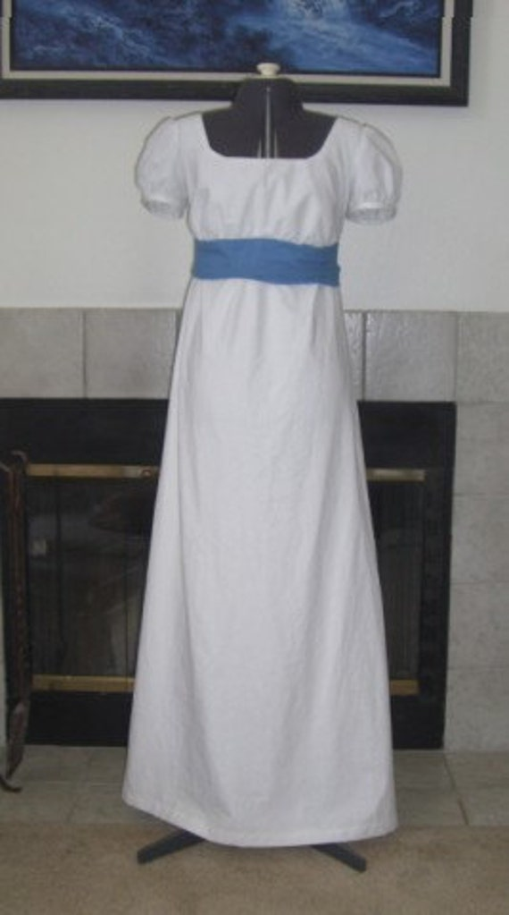 "The ""Jane Bennet"" Regency Gown"