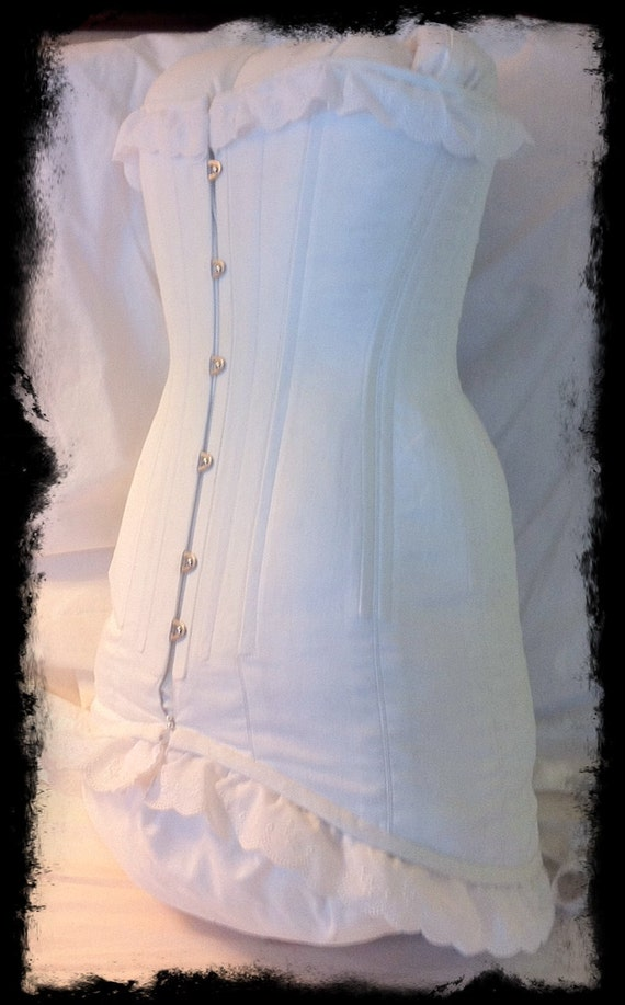 Rose's Titanic Edwardian Corset - FIRST PAYMENT of two for a total cost of 475