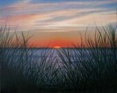 Sunset at Empire Beach
