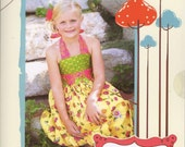 SALE Kayla Bubble Dress and Top Pattern by Izzy and Ivy Designs