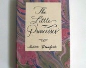 The Little Princesses vintage re-covered book
