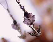 BE FREE- domestic violence awareness necklace