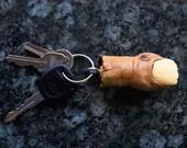 Zombie Toe Keychain